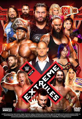 WWE Extreme Rules 2018 Custom HD Dual Latino 5.1