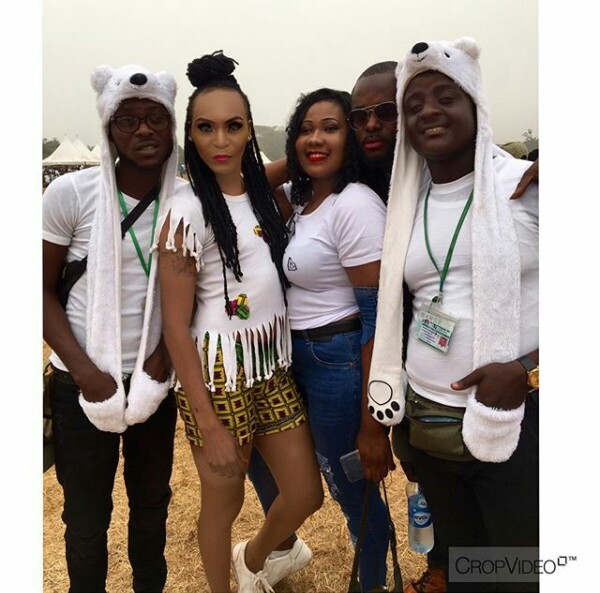 """IMG 20171212 102950 416 - """"I have never been this loved in my life"""" - New Bobrisky Spotted At Delta NYSC Camp Reveals"""