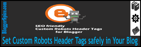 seo custom robots header tags