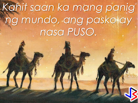 """Christmas Season  undoubtedly can bring joy and happiness to everyone. Young and young-at-heart alike, Christmas is the most awaited time of the year to spend time with family friends and loved ones. But how about if you are an OFW (Overseas Filipino Worker) who is working miles away from your dearest family, especially those who are in Arab countries that does not celebrate Christmas? How and where  would you spend this day?   Watch this heartwarming video of an OFW, who will be spending his Christmas with her mother after years of working abroad.      More OFWs can relate to this situation. For most of us, Christmas can be happier if we are at home with the family we love. But how about the people affected by disasters, can they still have a happy Christmas?    The answer is a big resounding """"YES"""". The joy of Christmas does not end in being away or not having anything. No matter where you are  or what kind of situation you are in, you can still have a happy Christmas. All you got to have is a thankful heart; being thankful of what the first Christmas brought on mankind -- the Messiah, the Prince of Peace, the Savior. Pure joy comes from the heart. No matter where you're at, Christmas happens at it brings happiness to every heart, especially for those who need it.   Have a Merry Christmas!"""