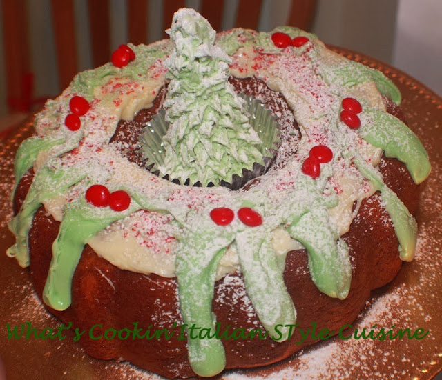Recipe For A Brandy Bundt Cake Using A Cake Mix