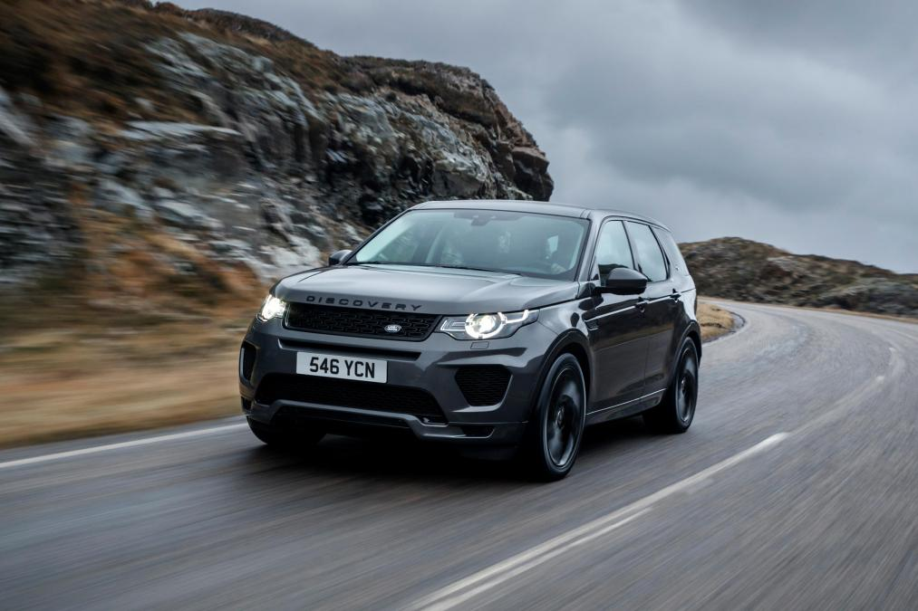 Land Rover Introduces New Engines For 2018 Evoque And