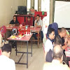Tema Coffee Morning Humas Makassar,Stop Hoax, Stay Positif