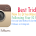 Buy 5000 Instagram Followers [Guaranteed Service]