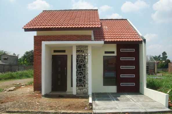 rumah sangat sederhana di kampung