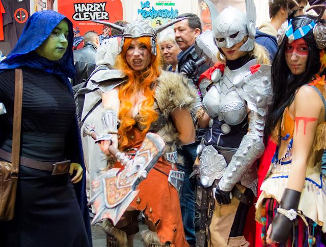 XV Salon del Comic Zaragoza - Ganadora Cosplay -  Miri Kitty - Sesion de tarde