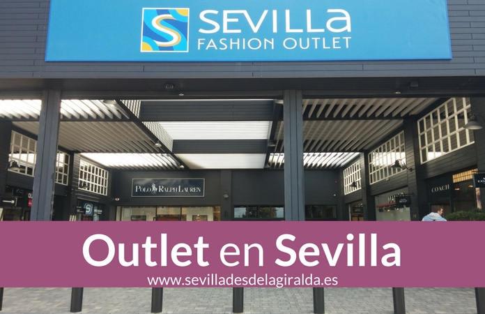 El outlet del aeropuerto de Sevilla