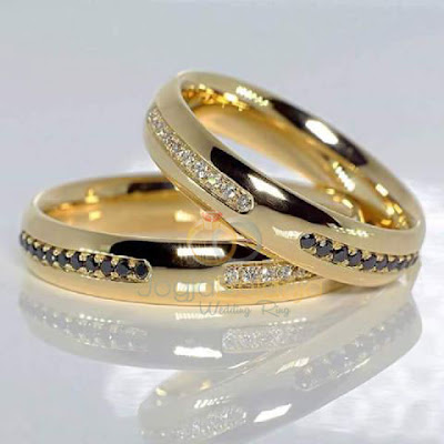 Cincin Emas Couple | CK-04