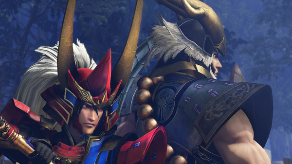 Samurai Warriors 4 II PC Full