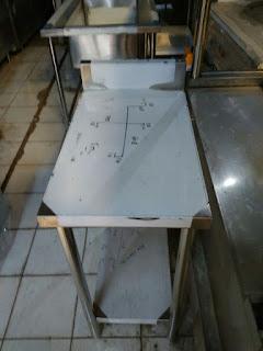 Filler Table