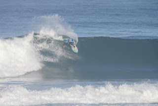 16 Sage Erickson USA Cascais Womens Pro foto WSL Laurent Masurel