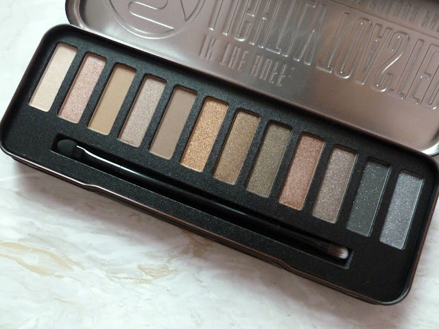 W7 In The Buff - Lightly Toasted Palette