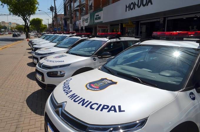 Prefeitura de Cachoeirinha entrega viaturas para Guarda Municipal e Guarda de Trânsito