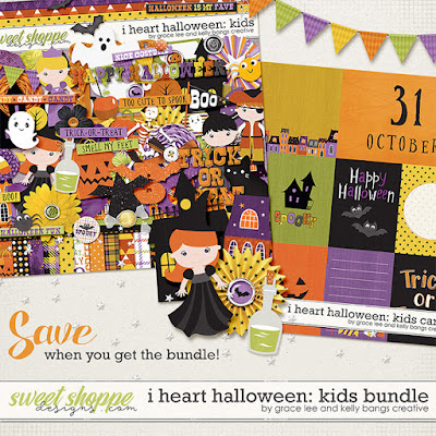 I Heart Halloween: Bundle