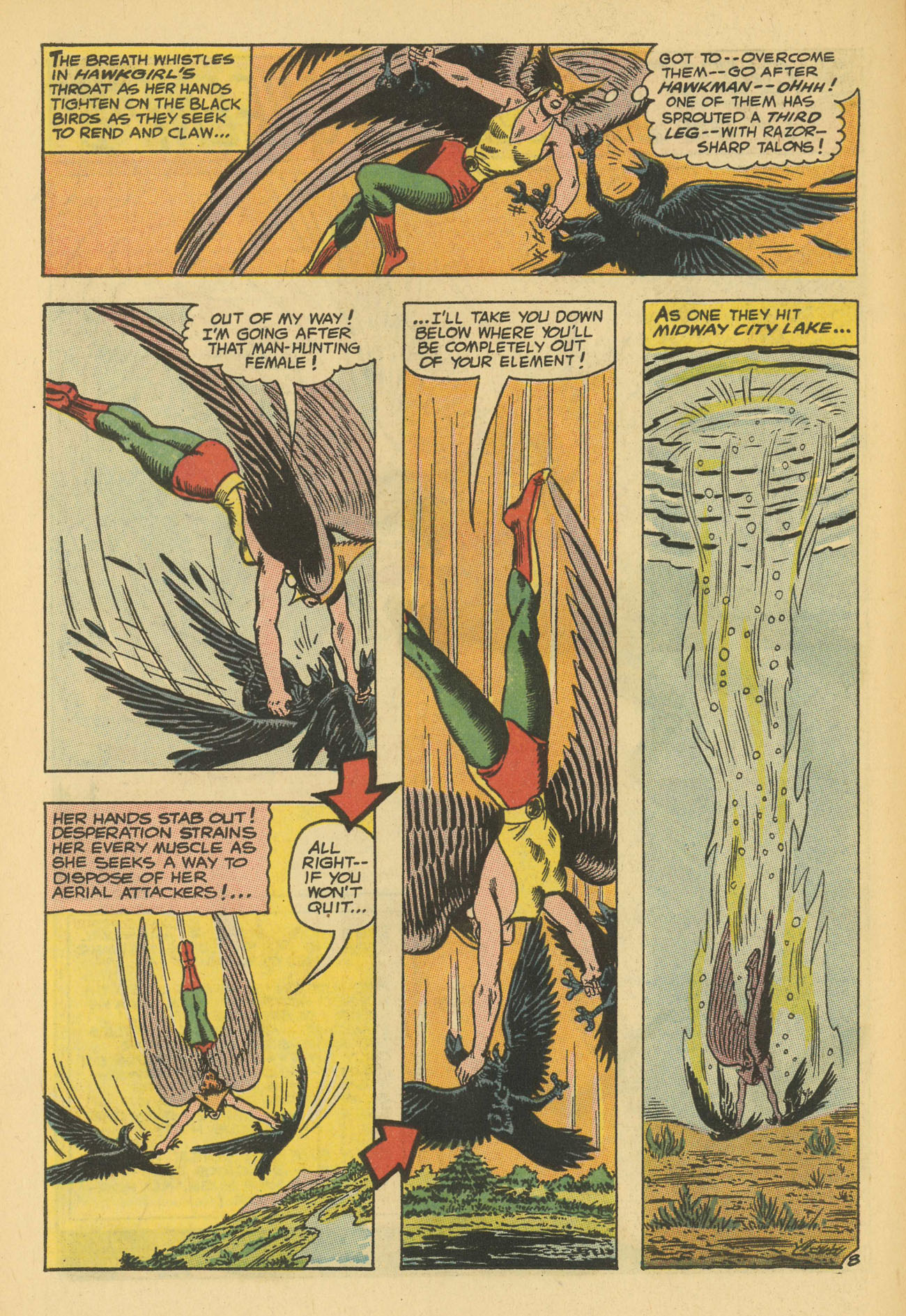 Hawkman (1964) issue 13 - Page 14