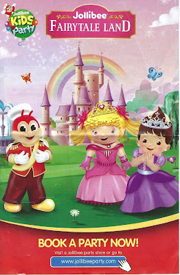 Jollibee Fairytale Land Party Theme