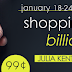 Book Blitz: Shopping for a Billionnaire's Fiancee by Julia Kent {Excerpt + Giveaway}