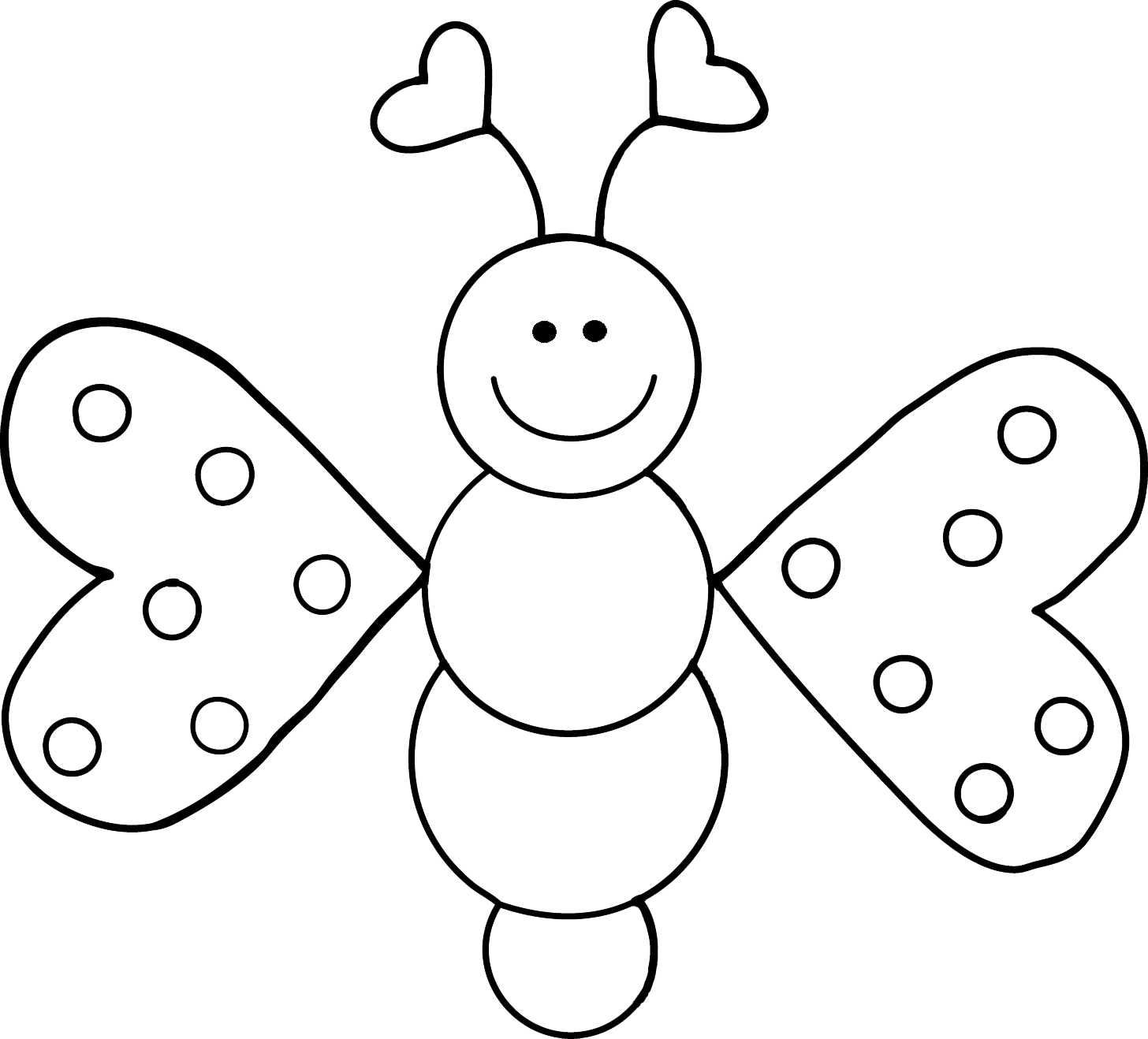 Granny Goes to School: Love Bugs Freebie Clip Art