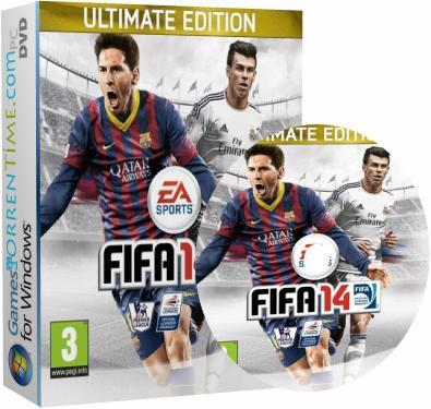 Oyun İndir Full: Fifa 2014 Full Tek Link İndir (Torrent + Crack)