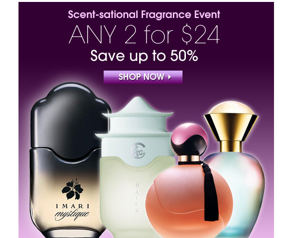 Avon for You: AVON Scent-sational Fragrance Event
