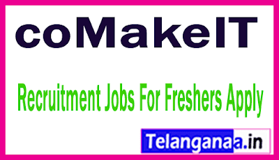 coMakeIT Recruitment Jobs For Freshers Apply