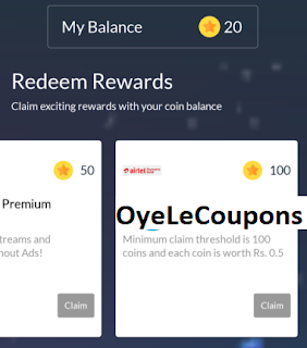 How To Redeem Wynk Coins To Airtel Money