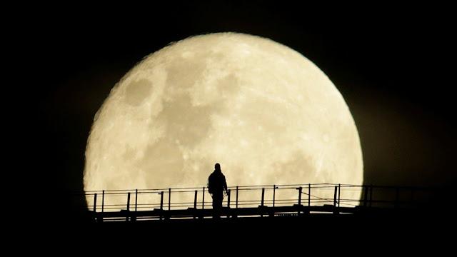 Fakta Penyebab Terjadinya Fenomena Supermoon Menurut Islam