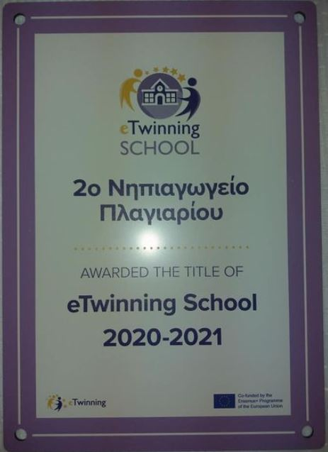 eTwinning School Label 2020-2021