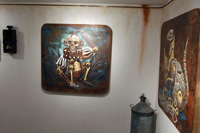 """Coverage Of Pixel Pancho """"The Garden Of Eden"""" New Solo Show In Turin, Italy 15"""