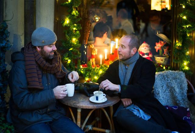 İsveç Stockholm Fika Kahve Arası