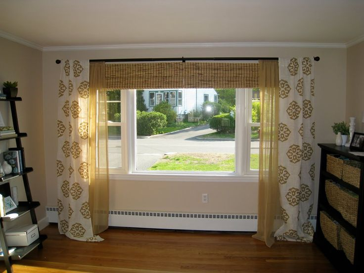 Curtains For Bow Windows Boy Bedroom Room Boys