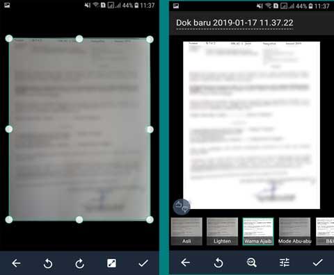camscanner aplikasi merubah ponsel menjadi scanner