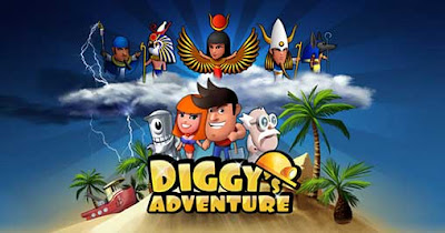 Diggy's Adventure Apk for Android Online