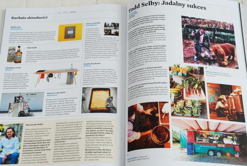 Wnętrze magazynu, ciekawostki i wywiad z Toddem Selbym
