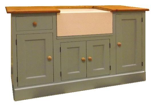 Bespoke kitchen, Northampton, Pegasus pine