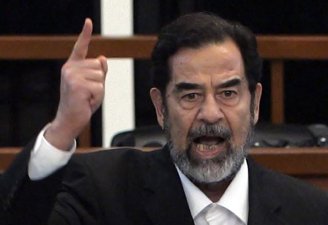 ماذا طلب الشهيد صدام حسين في عشائه الأخير.. وماذا كانت ردة فعله بعد ذلك؟! رحمة الله عليك يا اسد الامه لن تصدق ردة فعله