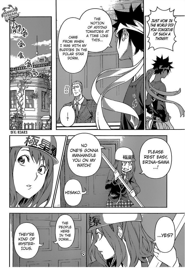Shokugeki no Soma - Chapter 187