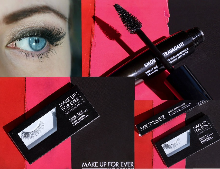 Makeup forever lashes