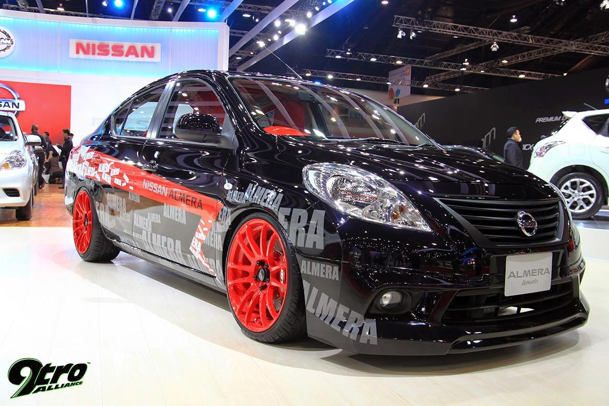 Nissan Almera Modified British Automotive Nismo Black Story Of Car Modification In Worldwide