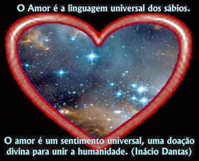 Amor, linguagem universal