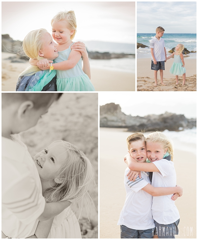 Maui Family Beach Photography