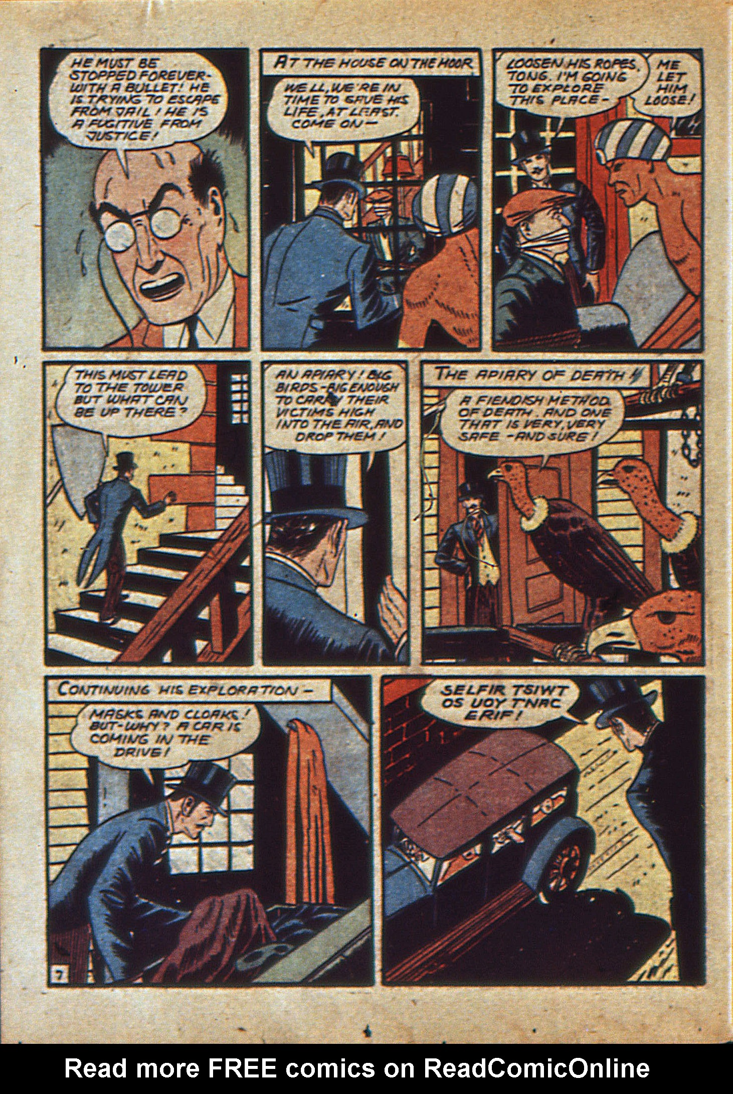 Read online Action Comics (1938) comic -  Issue #21 - 62