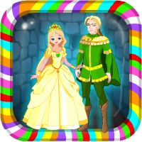 Games4Escape Cursed Prince And Princess Rescue