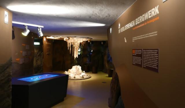 Saalfelder Feengrotten - Erlebnismuseum Grottoneum