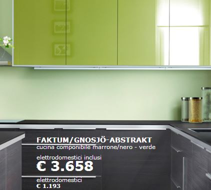 Arredo a modo mio: Le cucine Ikea: modelli e prezzi