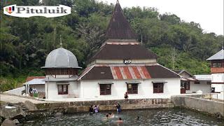 masjid pincuran gadang matur