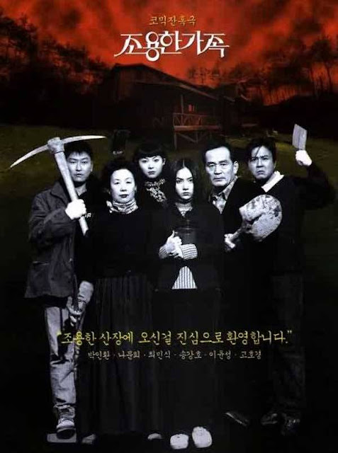 Sinopsis The Quiet Family (1998) - Film Korea