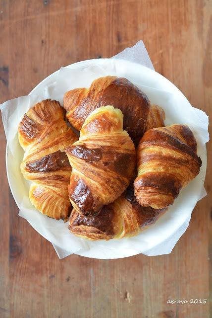 croissants-francesi-sfogliati