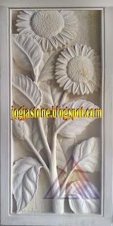 Motif  Bunga Matahari