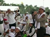 Inilah Indra Jafar Kapolresta Cirebon yang Jadi Muadzin Aksi Bela Islam 212